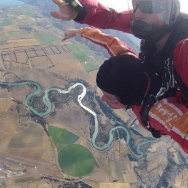 Skydive in Wanaka, New Zealand